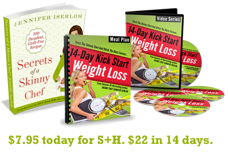 14-Day Kickstarter Weight Loss Program