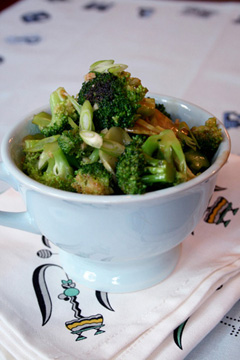 Broccoli Garlic