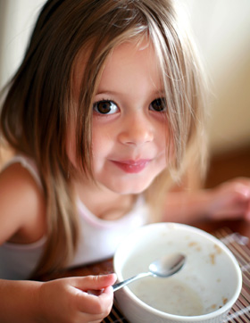 Getting Kids To Eat Whole Grains