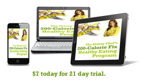 200-Calorie-Fix Program