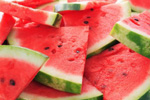 Eat watermelons!