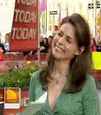Jennifer Iserloh on the Today Show